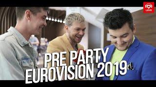 Love Radio на Pre Party Eurovision 2019