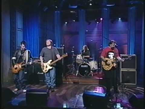 Steve Earle And The Dukes - Transcendental Blues - (Live On Late Night With Conan O'Brien,  '00)