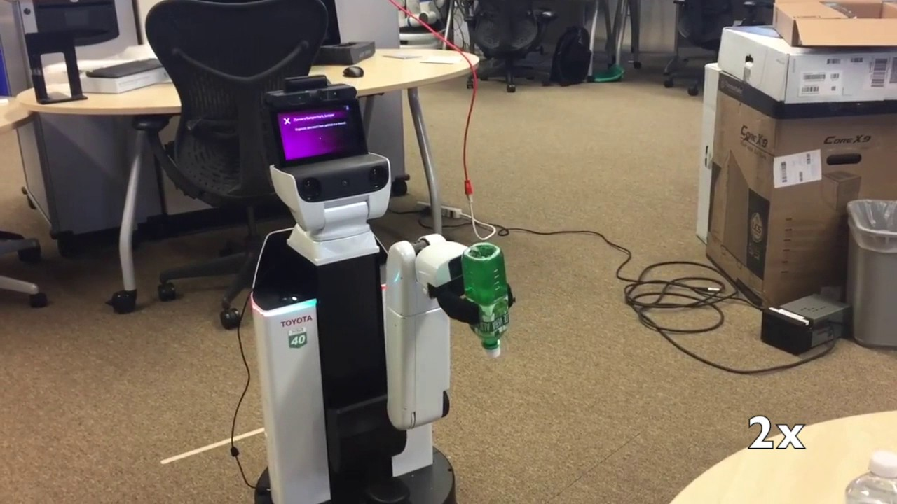UC San Diego takes part in RoboCup competition for the first time
