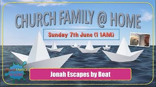 Church Family | Bible Boat Trips (Part 1)