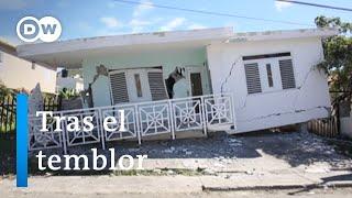 Puerto Rico, tras el terremoto