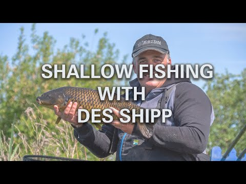 Shallow Fishing With Des Shipp