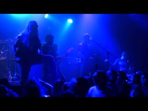"All-Star Israeli Pantera Tribute - ""Drag The Waters"" 13/12/12"