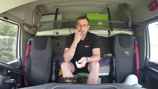 Abox 1080p 180° rotatable dash camera review