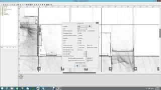 ZEB1 2D plans using Sweet Home 3D software