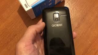 Alcatel 2008G - Телефон для Бабушки и Мамы. Выбрать Смартфон для Бабушки