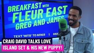 Craig David chats about his iconic Love Island performance! | Hits Radio Video