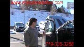 2005 DODGE SRT10 LAMAR COLORADO SPRINGS TRI COUNTY FORD