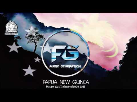 Papua New Guinea (Independence Song 2016)  - Audio Generation