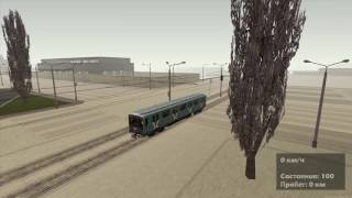 СОШЕЛ С РЕЛЬС НА 200 км/ч | MTA