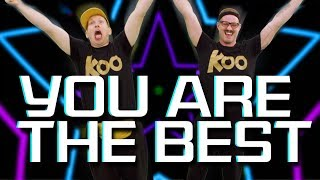 Koo Koo Kanga Roo - You Are The Best (Dance-A-Long)