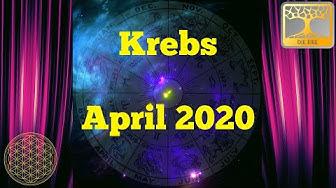 Sternzeichen Krebs April 2020 / Dein Monatsorakel / Horoskop April Astrologie