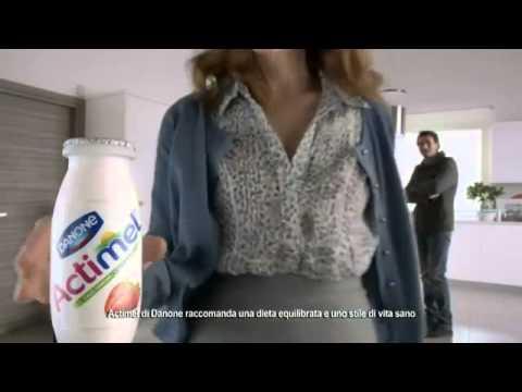 Canzone pubblicità Actimel di Danone 2013