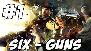SIX - GUNS Faroeste Sobrenatural ( O início ) - Gameplay Android