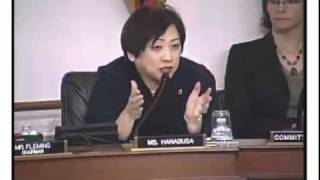 Q&A  - House Subcommittee on Fisheries, Wildlife, Oceans and Insular Affairs Hearing 12.15.11