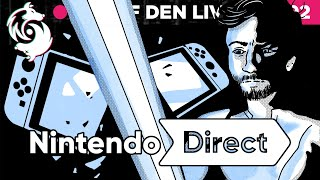 September Nintendo Direct Recap and Reactions (Overwatch, Pokémon, Star Wars & More) - WDL Ep 192