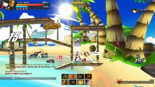 [Elsword KR] Revamped Yama Raja PVP test after Sep. third