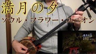 【三線】 満月の夕 / ソウル・フラワー・ユニオン 歌がへたくそなんです...