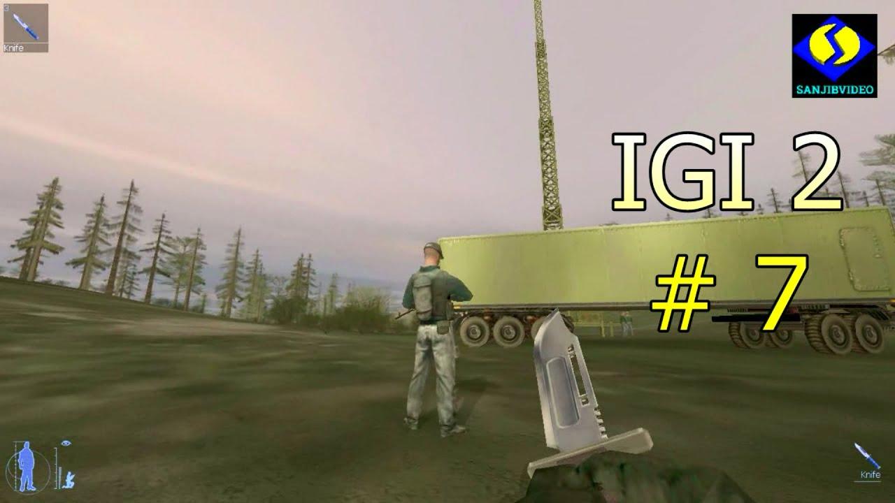 Download IGI2 #7 of 19 - Border Crossing - Covert Strike - Mission