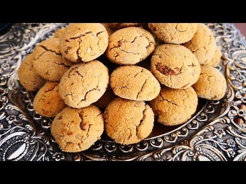 Bu kurabiye çok farklı ve sağlıklı , inanın yemeye doyamazsınız Kuru Dutlu ve Pekmezli