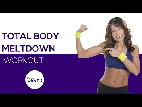 Total Body Meltdown with Weights