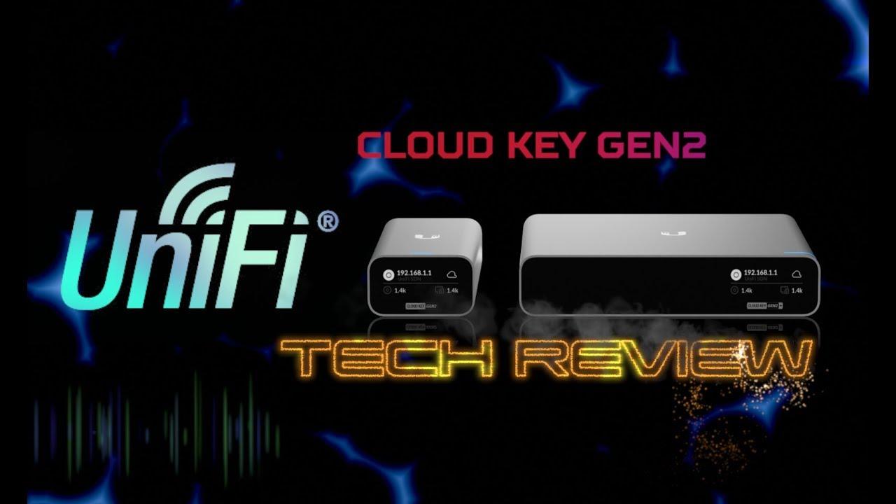 20190504 Unifi Cloud Key Gen2 review and migration steps