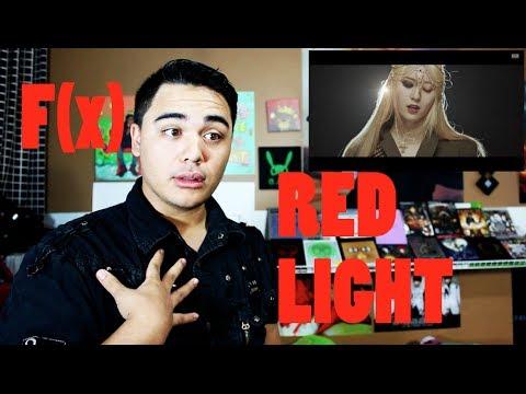에프엑스 - Red Light MV Reaction