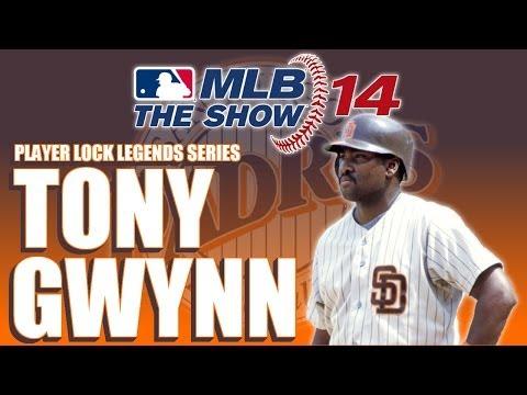 MLB 14 The Show Player Lock Legend Ep.32: Tony Gwynn