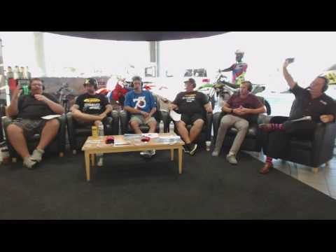 The Action Sports Show with special guests from the Star Racing Yamaha team