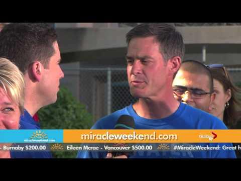 Miracle Weekend 2014 - RBC