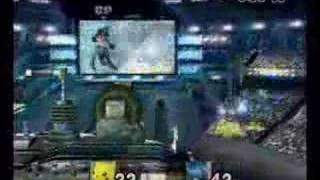 Super Smash Bros. Brawl : Pikachu vs. Lucario