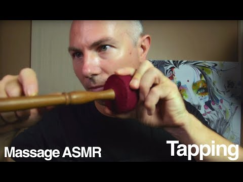 ASMR Touch Tapping 13