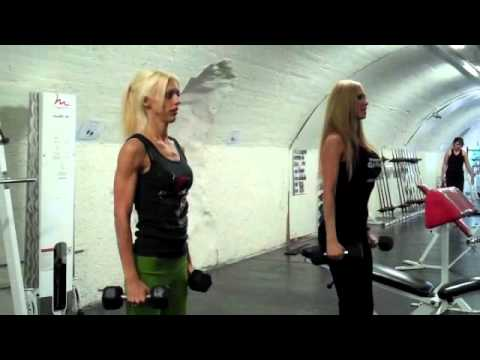 Training Tips w/ Marzia Prince On DB Lat Side Raises - Brought to you by Supplements.co.nz