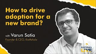 How to build adoption for new brands