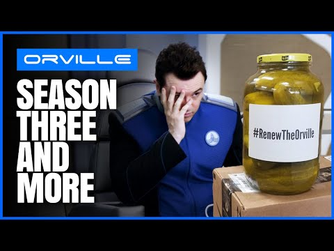 The Orville Season 3 Renewal: Latest Information And Operation Pickle Delivery!
