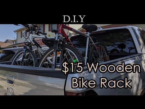 how-to-diy-a-wooden-bike-rack-using-2x4-for-mid-size-pickup-truck-(honda-ridgeline)?