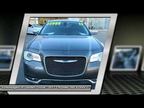 2017 Chrysler 300 Garden Grove CA 18532
