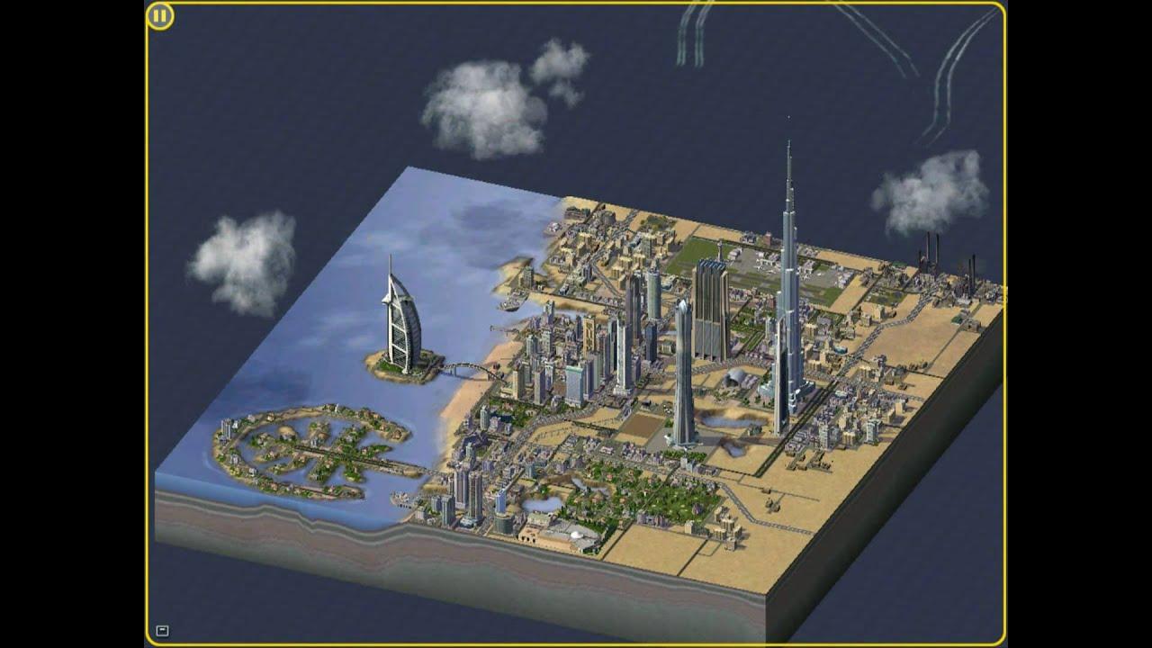 SimCity 4 World Cities  Region Earth  YouTube