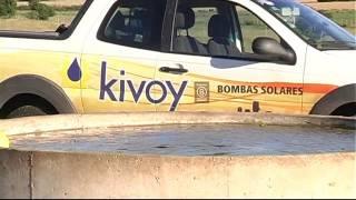 Experiencia de Kivoy S.A. con cinta exudante a baja presión  en pradera  en Uruguay