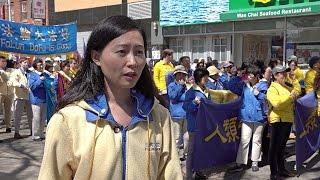 Женщина, пережившая пытки в Китае, спасает от репрессий других (новости)