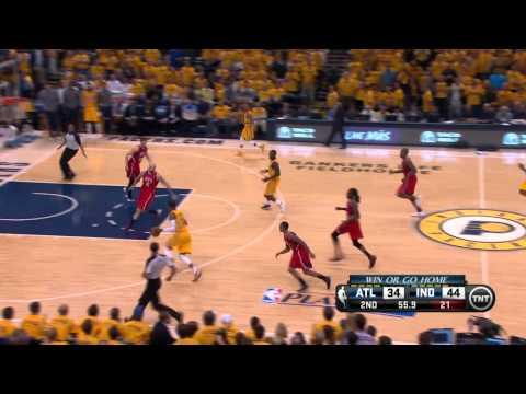 Atlanta Hawks vs Indiana Pacers Game 7 | May 3, 2014 | NBA Playoffs 2014