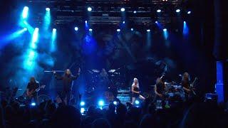 LEAVES' EYES - Sign of the Dragonhead (HD) Live at Sentrum Scene,Oslo,Norway 22.09.2018