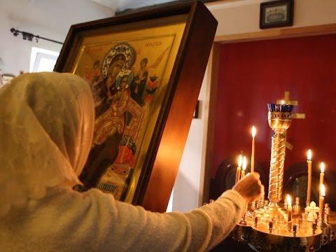 Икона Божией Матери Всецарица: четыре года на Грушевской