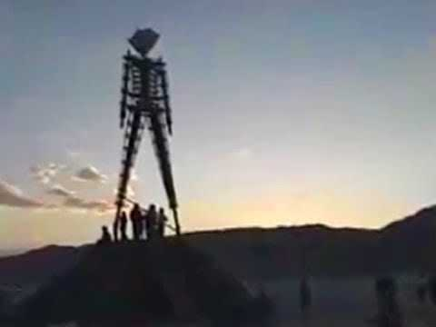 Burning Man founder Larry Harvey, RIP