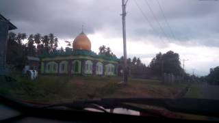 Perjalanan Ke Kota Tobelo, Kab. Halmahera Utara