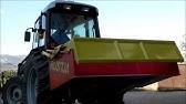 Traktorski plato RUSTJA - YouTube