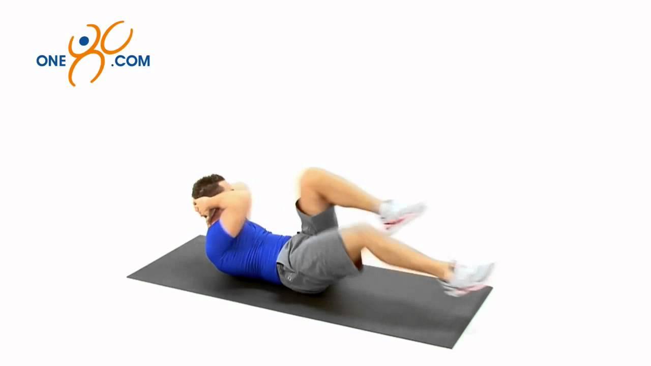 Ejercicios para ejercitar el recto abdominal