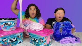 FIX THIS STORE BOUGHT BUTTER SLIME CHALLENGE!!!