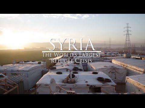 Syria: The World's Largest Refugee Crisis - Full Episode