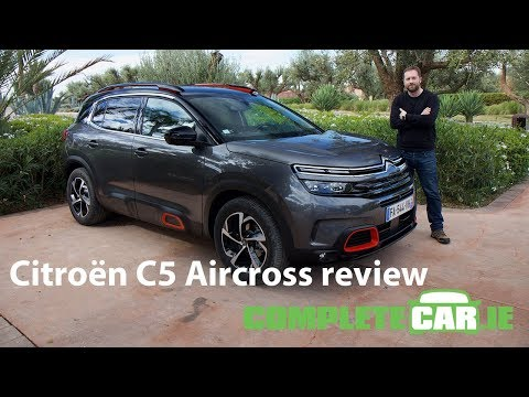 The Citroën C5 Aircross majors on space and comfort